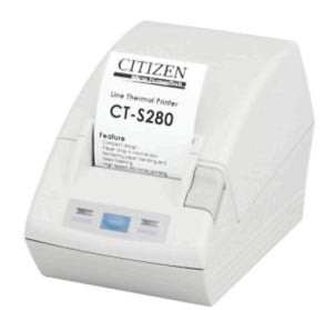 Citizen CT-S280 Bondrucker