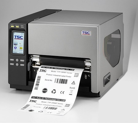 TSC TTP-384MT Etikettendrucker