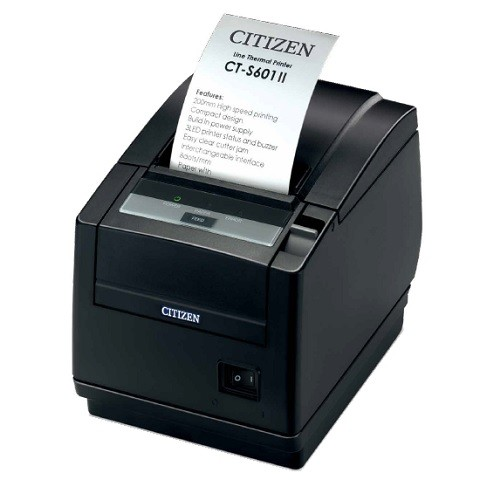 Citizen CT-S601II Bondrucker