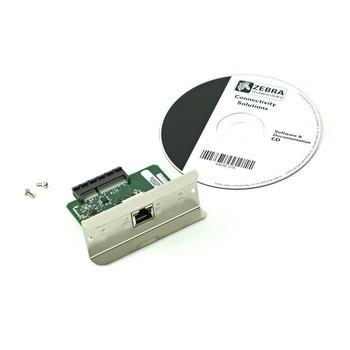 Zebra Ethernet-Schnittstelle für ZT200 Serie