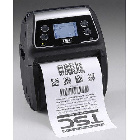 TSC Alpha-4L Etikettendrucker