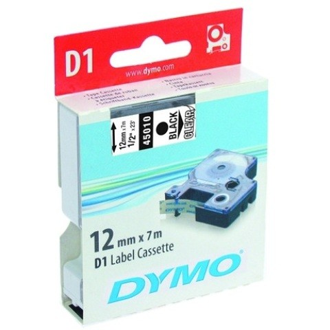 DYMO D1-Band (12 mm x 3,5 m)