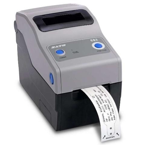 Sato CG212 Etikettendrucker