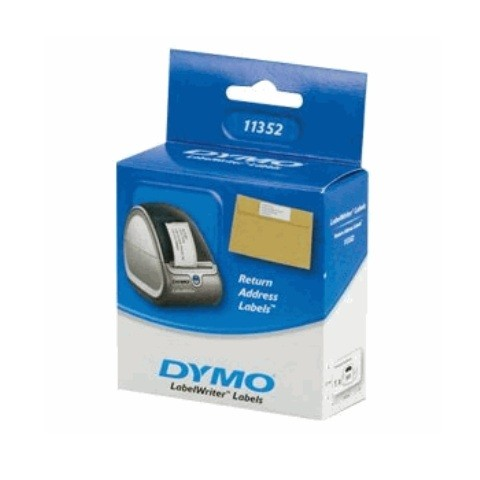 DYMO Rücksendeadress-Etiketten (25 mm x 54 mm)