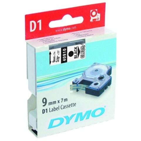 DYMO D1-Schriftband (9 mm x 7 m)