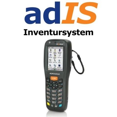 ADIS Inventursoftware - Komplettpaket