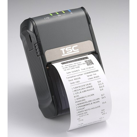TSC Alpha-2R Etikettendrucker