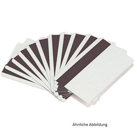 Plastikkarten (0,76 mm, Magnetstreifen) - 250er Pack