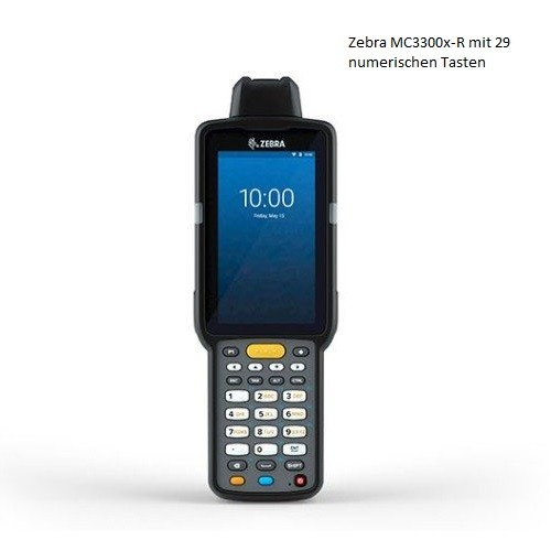 Zebra MC3300x-R Mobilterminal