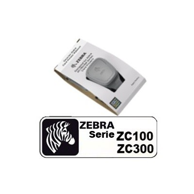 Zebra Farbbandkassette für ZC100/ZC300 (silber)