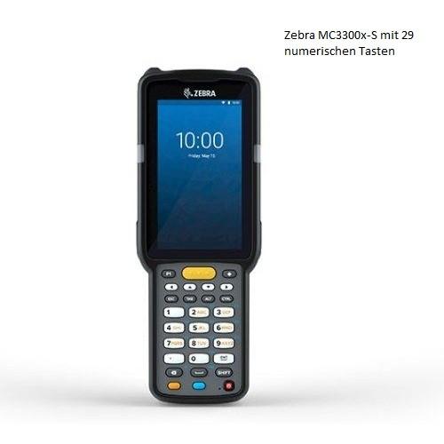 Zebra MC3300x-S Mobilterminal