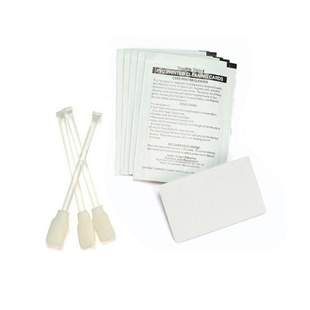 Zebra Cleaning Kit für Kartendrucker