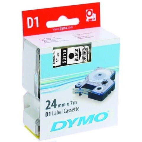 DYMO D1-Schriftband (24 mm x 7 m)