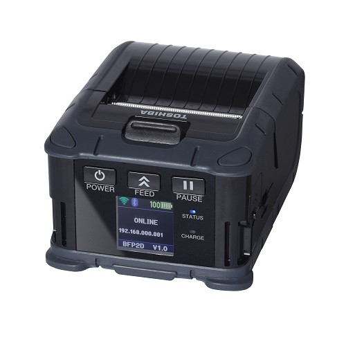 Toshiba B-FP2D Etikettendrucker