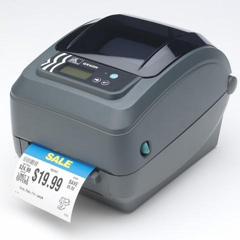 Zebra GX420t Etikettendrucker