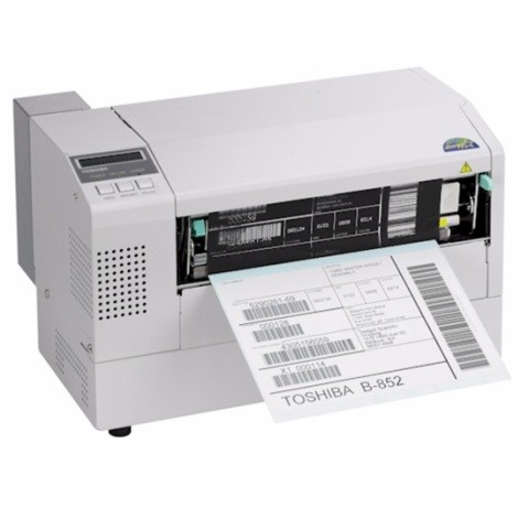 Toshiba B-852 Etikettendrucker