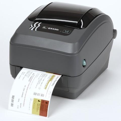 Zebra GX430t Etikettendrucker