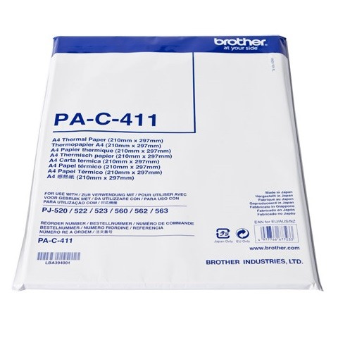 Brother Thermopapier (DIN A4) für PJ-700er Serie