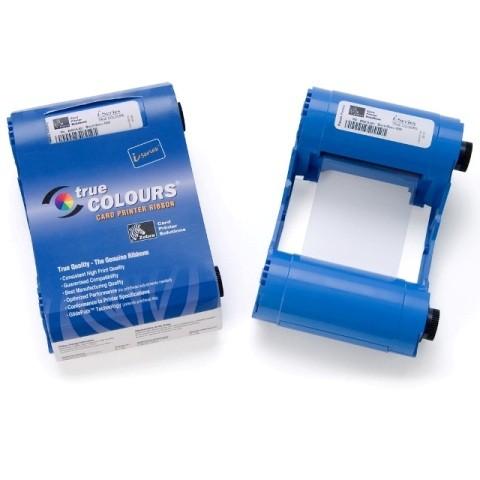 Zebra Farbbandkassette für P330i/m und P430i (blau)